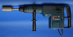 Bosch 11245 Rotary Hammer with Adapter.