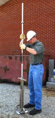 JMC Environmentalist's Sub-Soil Probe